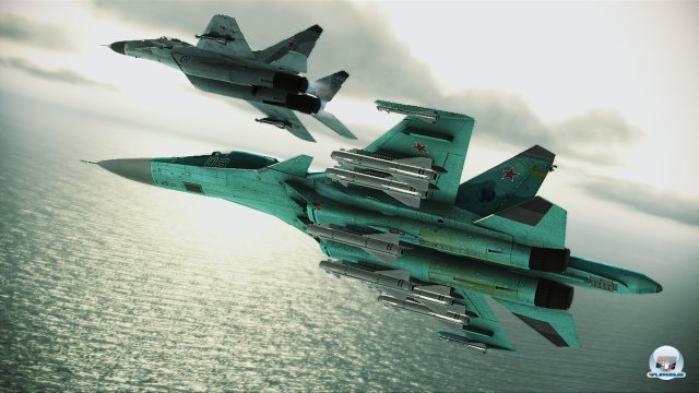 Screenshot - Ace Combat: Assault Horizon (360) 2260167