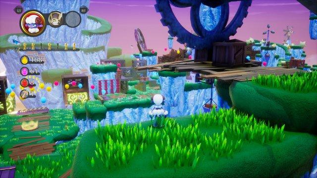 Screenshot - Balan Wonderworld (PlayStation5) 92638650