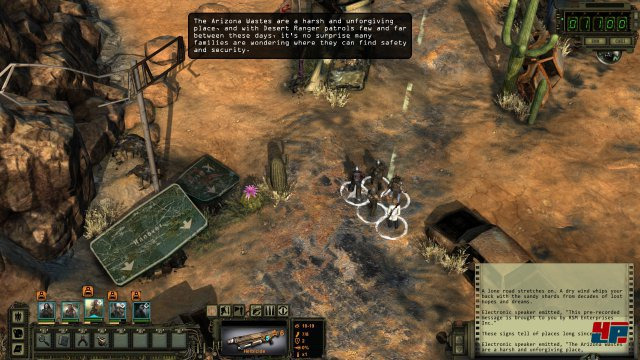 Screenshot - Wasteland 2 (PC) 92490632