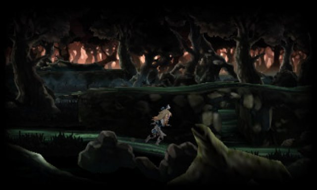 Screenshot - Bravely Second: End Layer (3DS)