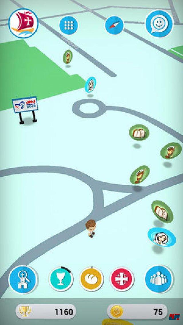 Screenshot - Follow JC Go! (Android)