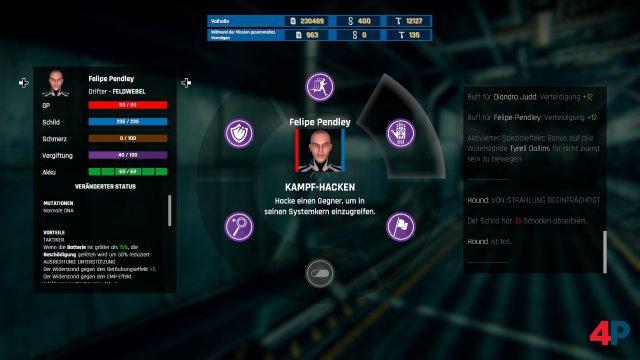 Mit der nötigen Ausrüstung lassen sich Gegner, Schlösser und andere Hindernisse auch hacken.