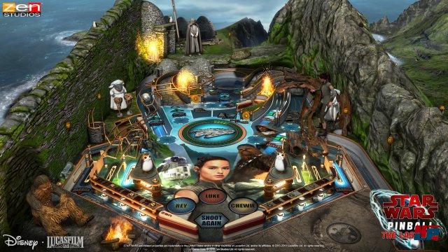 Screenshot - Star Wars Pinball: The Last Jedi (PC) 92563891