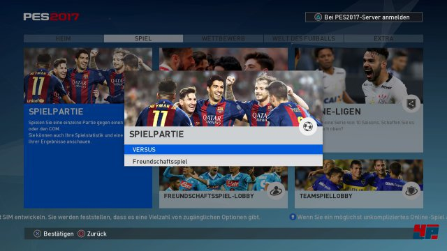 Screenshot - Pro Evolution Soccer 2017 (PS4) 92533220