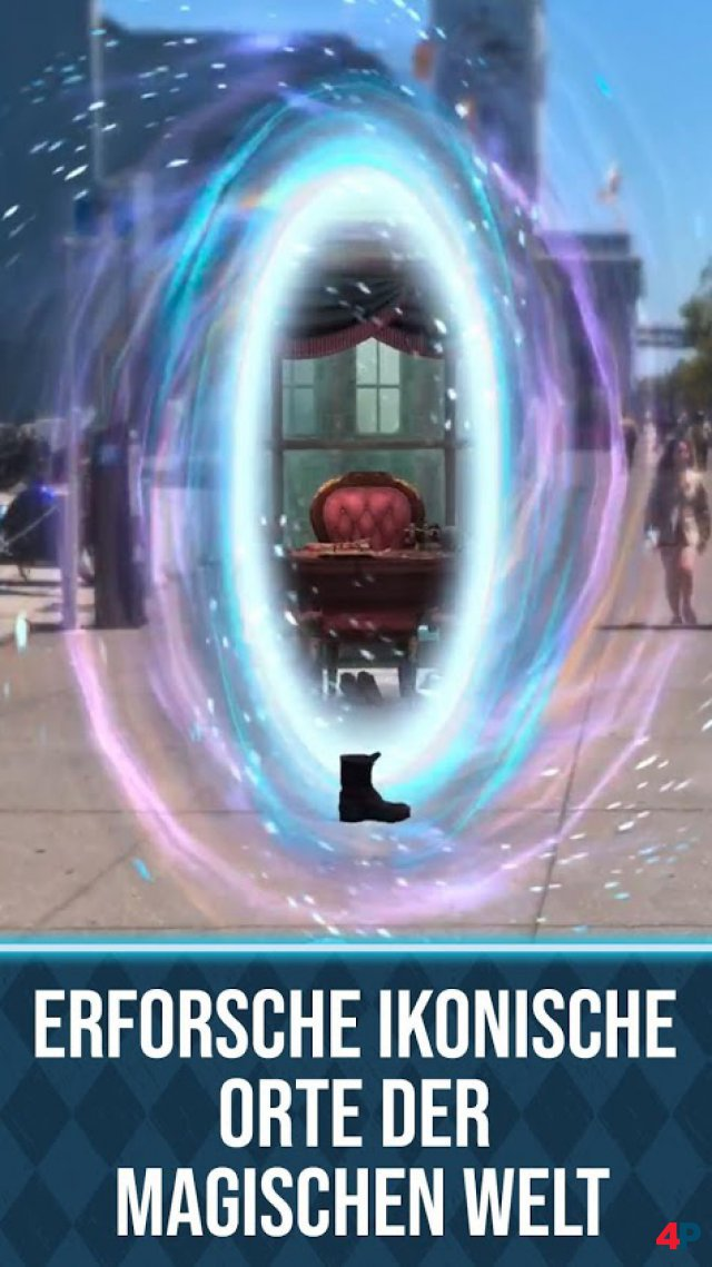 Screenshot - Harry Potter: Wizards Unite (Android) 92590949