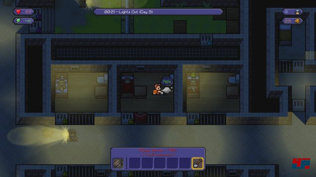 Screenshot - The Escapists (PlayStation4)