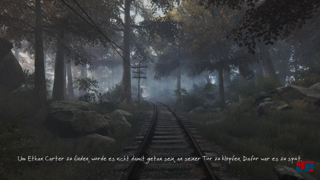 Screenshot - The Vanishing of Ethan Carter (PlayStation4)