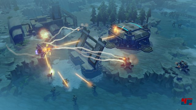 Screenshot - AirMech Wastelands (PC)