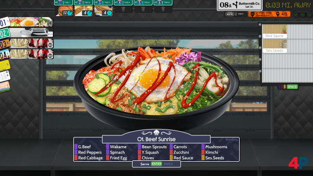 Screenshot - Cook, Serve, Delicious! 3 (PC)