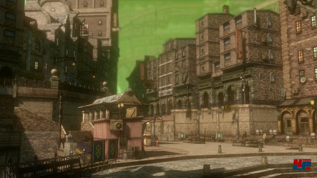 Screenshot - Gravity Rush (PlayStation4)