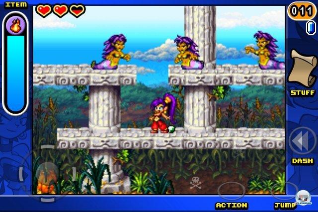 Screenshot - Shantae: Risky's Revenge (iPhone) 2283867