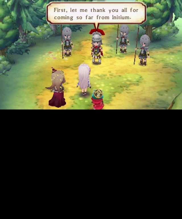 Screenshot - The Legend of Legacy (3DS) 92506617