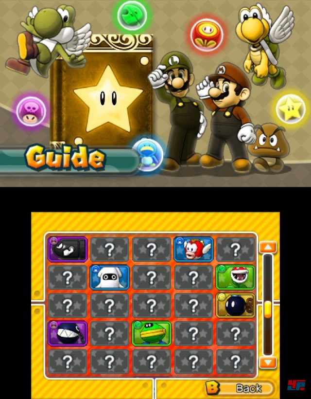 Screenshot - Puzzle & Dragons Z   Puzzle & Dragons Super Mario Bros. Edition (3DS) 92504363