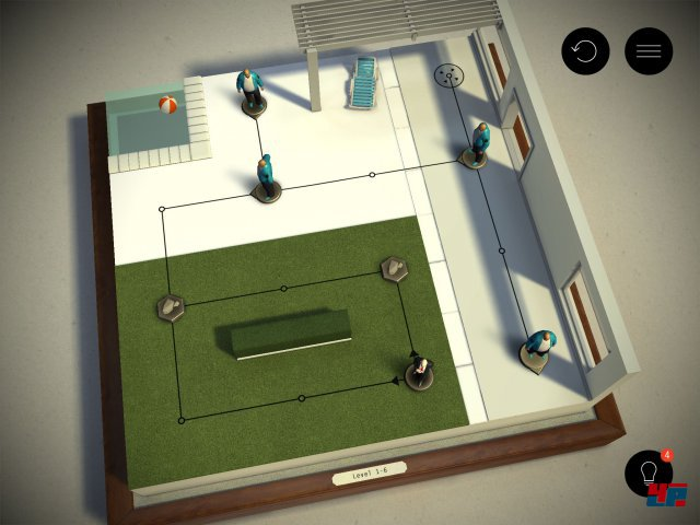 Screenshot - Hitman Go (iPad) 92481432