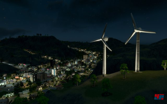 Screenshot - Cities: Skylines After Dark (PC)