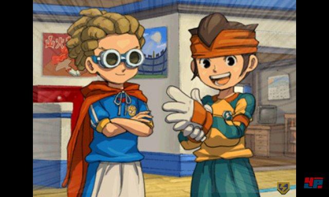 Screenshot - Inazuma Eleven 3: Team Oger greift an! (3DS) 92475100