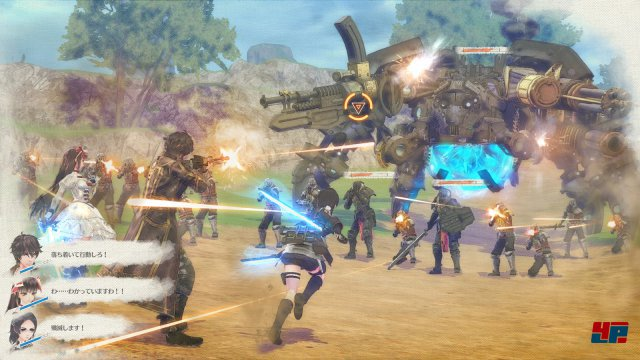 Screenshot - Valkyria: Azure Revolution (PlayStation4) 92516793