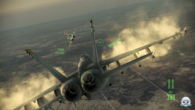Screenshot - Ace Combat: Assault Horizon (360) 2248917
