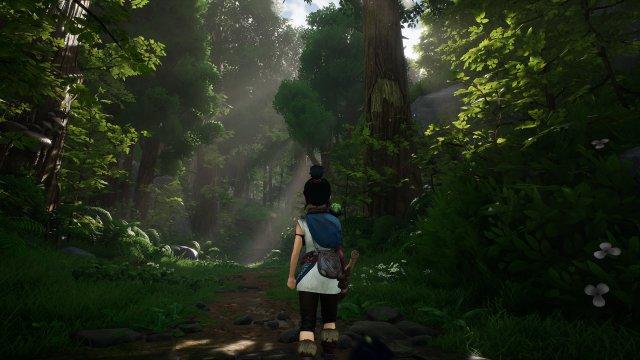 Screenshot - Kena: Bridge of Spirits (PlayStation5) 92649916