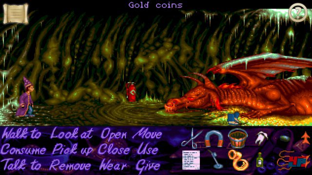 Screenshot - Simon the Sorcerer: 25th  Anniversary Edition (PC) 92563684