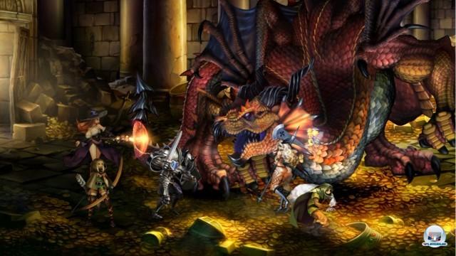 Screenshot - Dragon's Crown (PlayStation3) 2231883