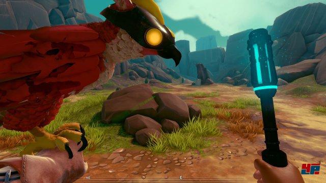 Screenshot - Falcon Age (PS4) 92586051