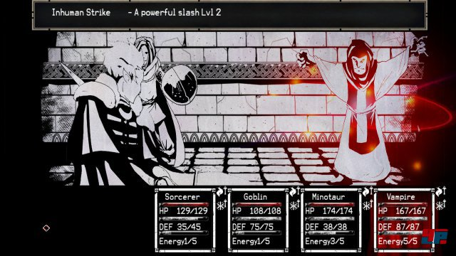 Screenshot - Paper Sorcerer (PC) 92476199