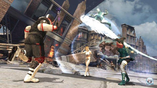 Screenshot - X-Men: Destiny (PlayStation3) 2253702