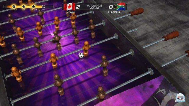 Screenshot - Foosball 2012 (PlayStation3)