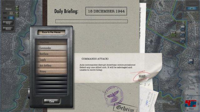 Screenshot - Battle of the Bulge (PC) 92517129