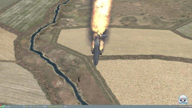 Screenshot - DCS: P-51D Mustang (PC) 92425047