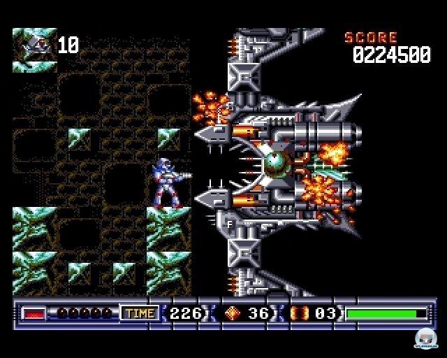 Screenshot - Turrican II (PC) 2301047