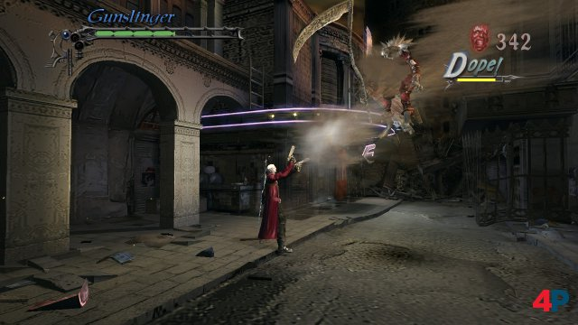 Screenshot - Devil May Cry 3: Special Edition (Switch) 92606689