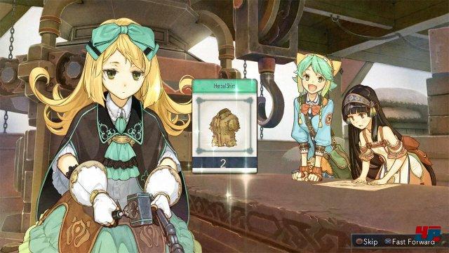 Screenshot - Atelier Shallie: Alchemists of the Dusk Sea (PlayStation3) 92499498