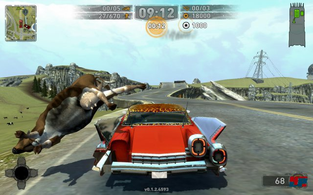 Screenshot - Carmageddon: Reincarnation (PC) 92506255