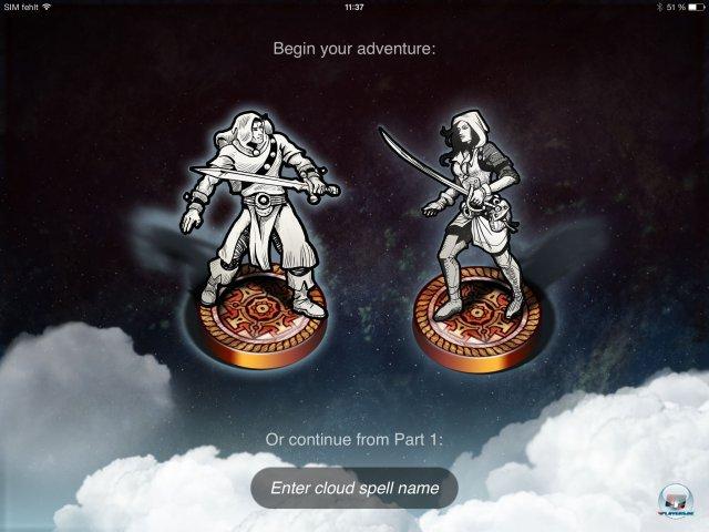 Screenshot - Sorcery! - Teil 2 (iPad) 92471924