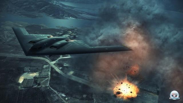 Screenshot - Ace Combat: Assault Horizon (360) 2222009