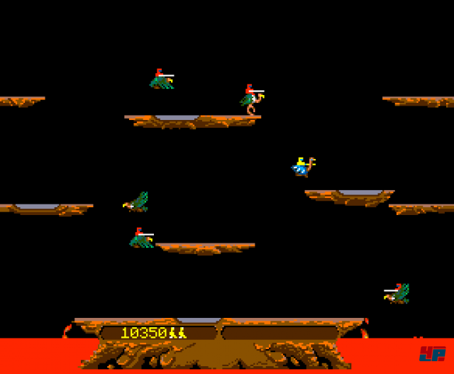 Screenshot - Joust (360)