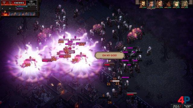 Screenshot - The Last Spell (PC)