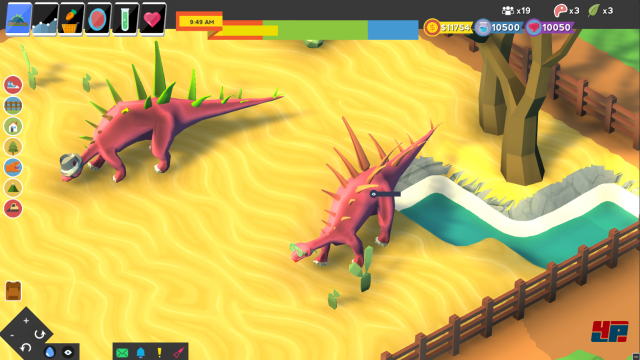 Screenshot - Parkasaurus (PC)