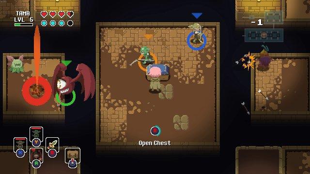 Screenshot - Sword of the Necromancer (PC) 92635544