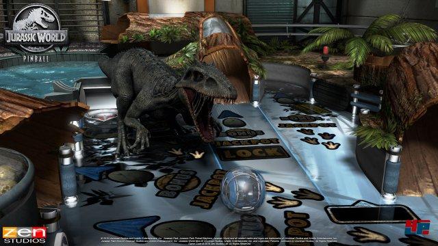 Screenshot - Jurassic World Pinball (PC) 92560045