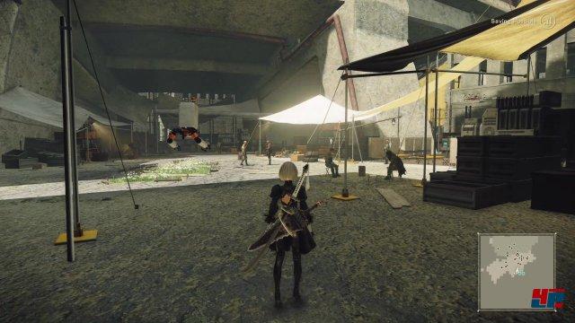 Screenshot - NieR: Automata (One) 92568406