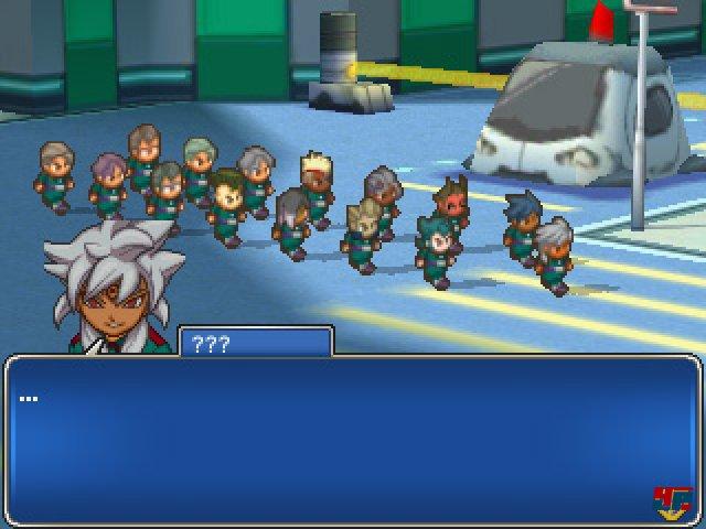 Screenshot - Inazuma Eleven 3: Team Oger greift an! (3DS) 92475115