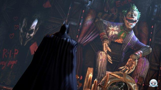 Screenshot - Batman: Arkham City (360) 2349677