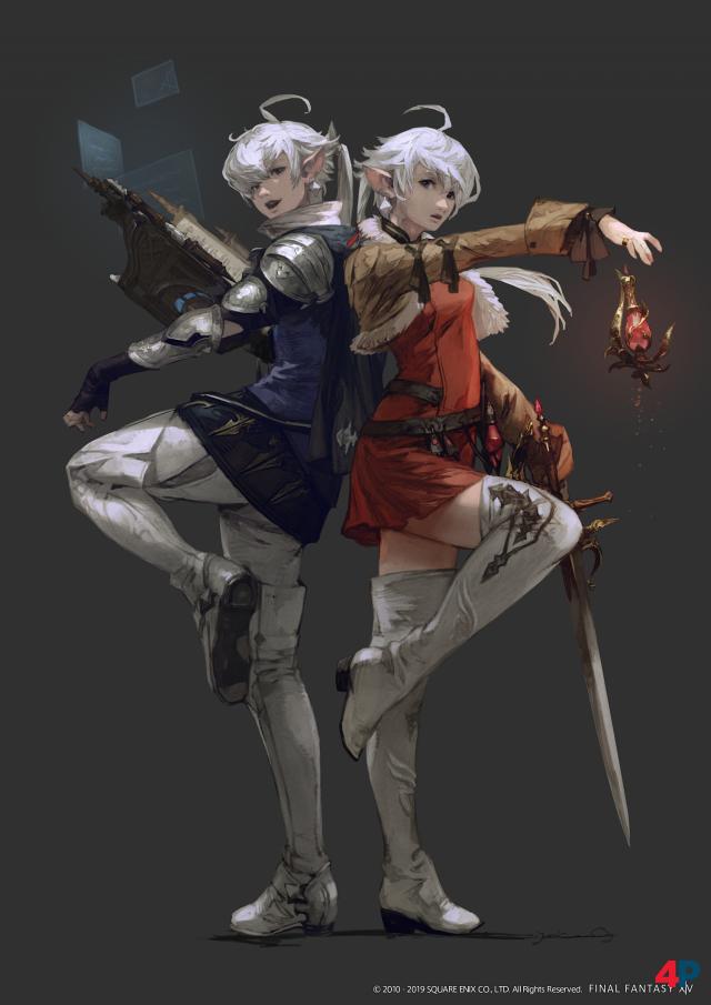 Screenshot - Final Fantasy 14 Online: Shadowbringers (PC) 92596318