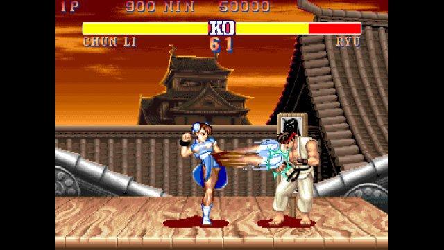 Screenshot - Capcom Arcade Stadium (Switch) 92630938