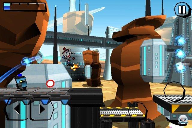 Screenshot - Roboto (iPhone)