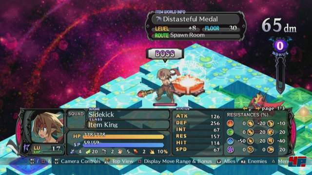 Screenshot - Disgaea 5: Alliance of Vengeance (PlayStation4) 92508593
