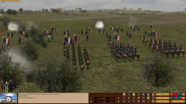 Screenshot - Scourge of War: Waterloo (PC)